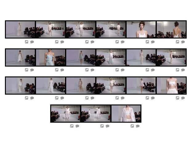 Audra Fashion Week 2014