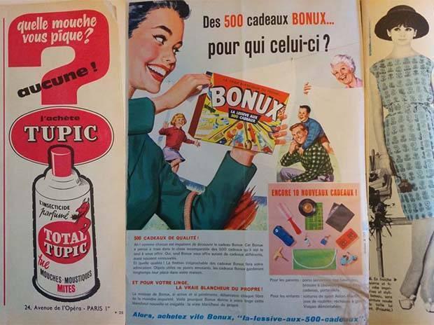 Le Petit Écho de la Mode – N°26 25 JUIN 1961