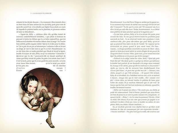 LostFish & Lewis Caroll – Un Extrait